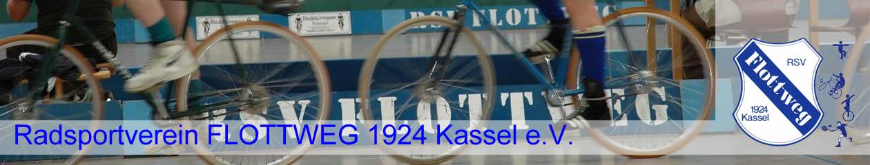 RSV FLOTTWEG Kassel e.V. – Hallenradsport, Badminton, Jonglage